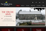 The Strode Arms Website